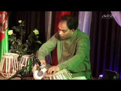 Ustad Shahbaz Hussain -Tabla Solo at The Music Room