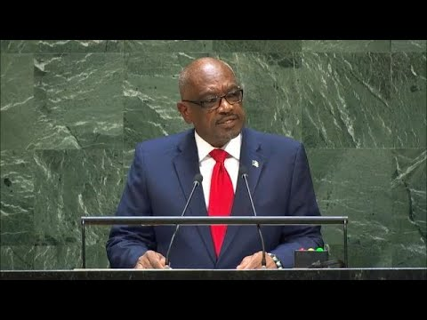 🇧🇸 Bahamas - Prime Minister Addresses General Debate, 74th Session