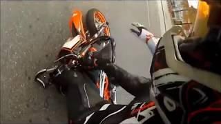 Accidents motos
