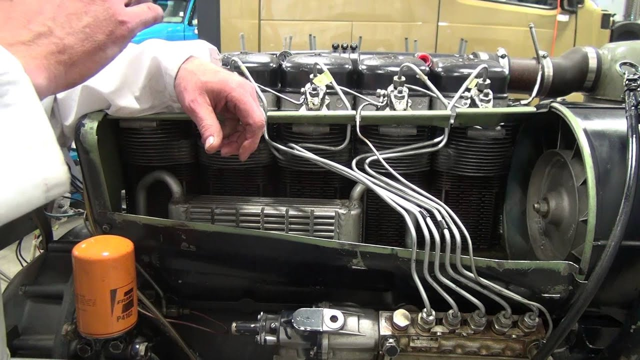 oil cooled deutz wiring diagram [ 1280 x 720 Pixel ]