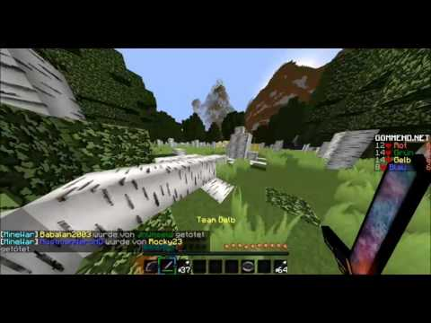Minewar Secret! :O | Minecraft MineWar [German/HD]