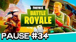 Vídeo - PUBG x Fortnite | Pause #34