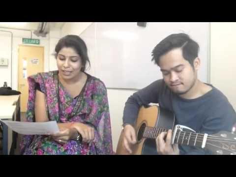 Enna Solla Song Cover by Sanggari Krish