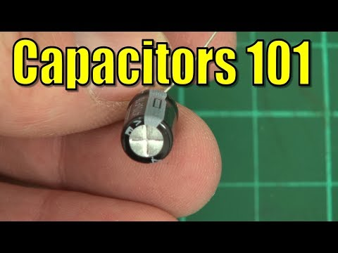 Tech Tuesday: Capacitors Explained