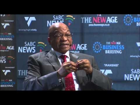 President Zuma slams disruptive behaviour in parliament