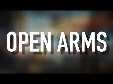 Open Arms - [Lyric Video] David Dunn