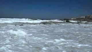 Океан в Вила Нова де Гая, Порту, Португалия,