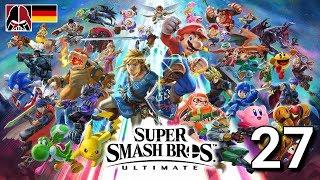 Super Smash Bros. Ultimate - Deutsch / German Let's Play - World of Light - Episode 27