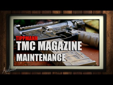 Tippmann TMC Magazine Maintenance