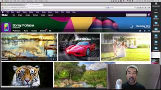 How to upload photos and share them on Flickr Thumbnail