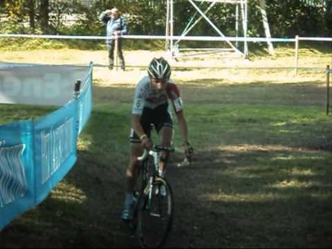Cyclocross Kalmthout juniors 30/09/12