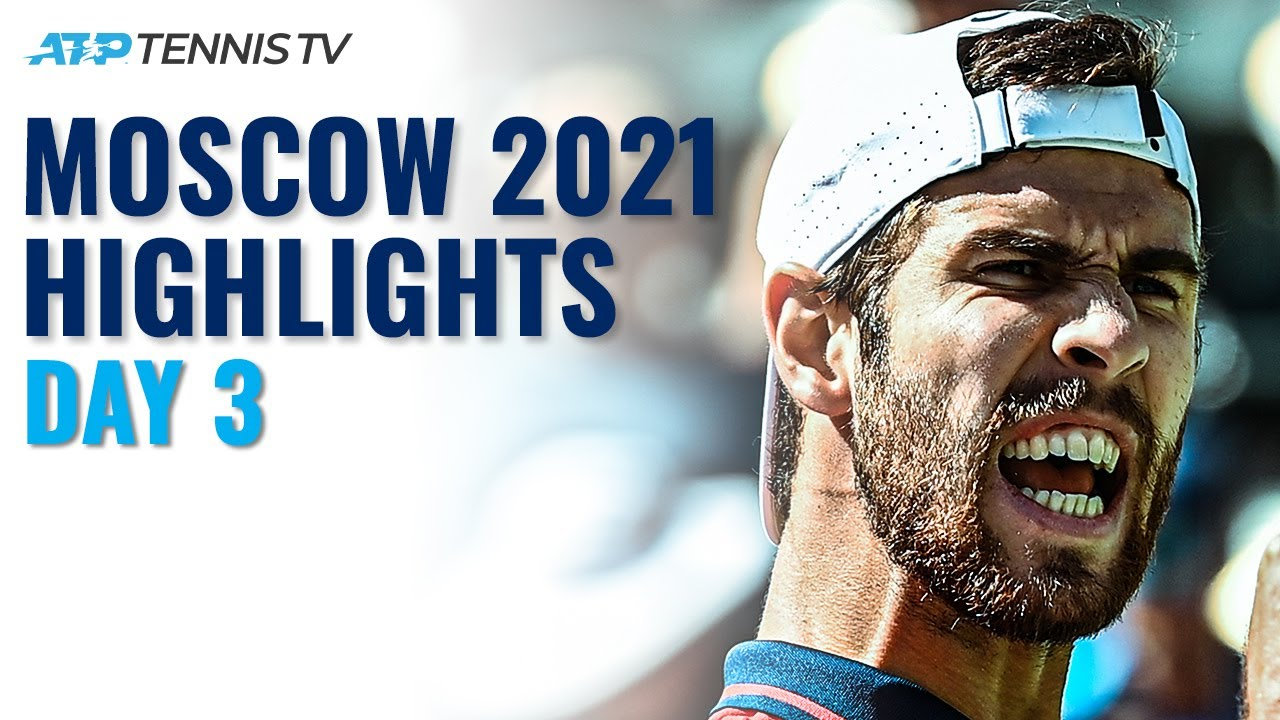 Khachanov Starts Campaign; Cilic Battles Paul, Millman vs Marchenko | Moscow 2021 Day 3 Highlights