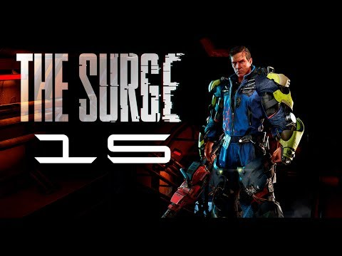 The Surge - 15 - Circulation Tower