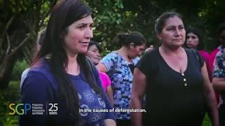 SGP Paraguay: implementing CBR+