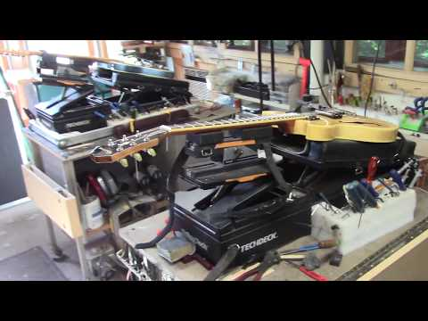 ES 339 + Bigsby Tele + Tuning Tips - Видео с YouTube на компьютер