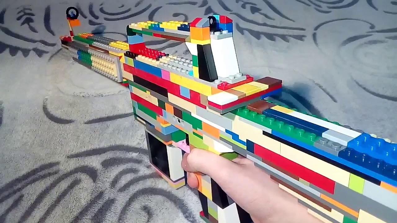 brickloaderlego Lego M16 (Reupload)