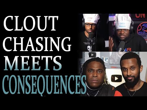 8-17-2021: Clout Chasing Vs Consequences - Why@FreshandFit Backed Down From @Aba & Preach