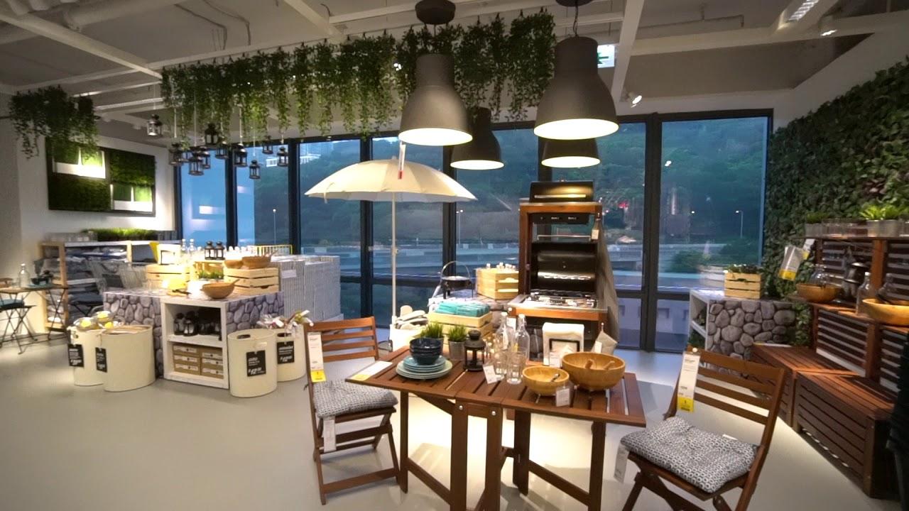 5分鐘快睇 IKEA荃灣新店 hogar.hk - YouTube