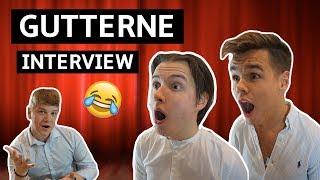 GUTTERNE INTERVIEW - Hvem har den største ...?