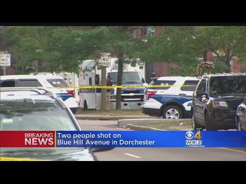 Two People Shot In Dorchester