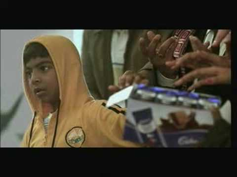 Cadbury Dairy Milk 'Kenya' ad