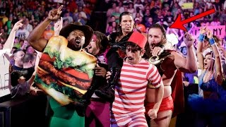7 WWE Superstars Who Masqueraded as Rosebuds