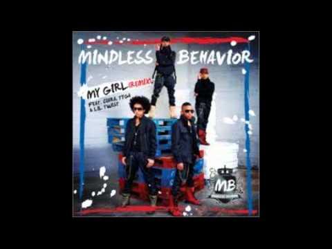 mindless behavior my girl remix