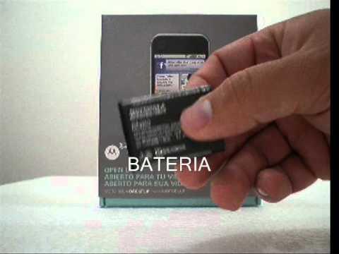 MOTOROLA BACKFLIP MB300 3G 3g 850/1900 - ALIENWAREC