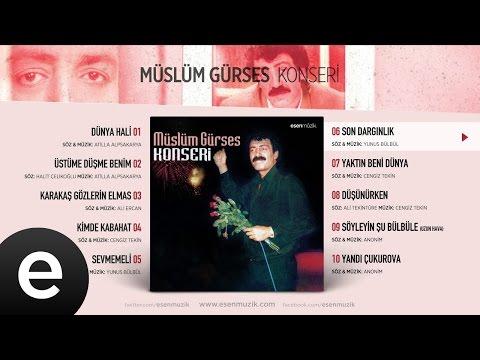 Son Dargınlık (Müslüm Gürses) Official Audio #sondargınlık #müslümgürses