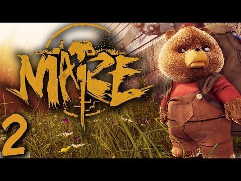 Maize [Part 2] - VLADDY THE ROBOT TEDDY BEAR