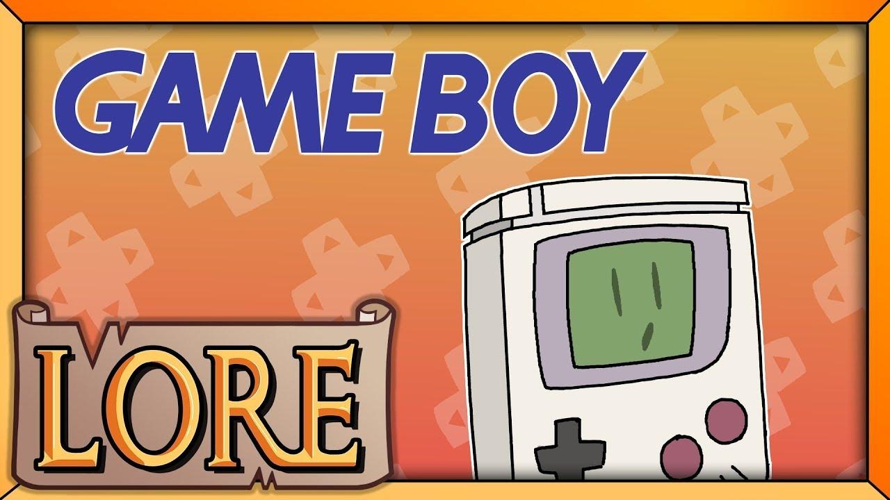 Game Boy   Lore in a Minute!
