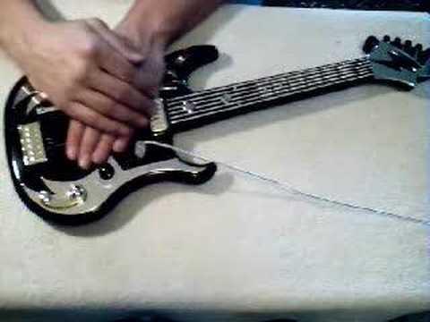 Kawasaki Electric Guitar