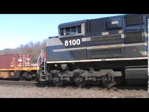 Railfanning Fond du Lac, WI Part 2 3-7-15
