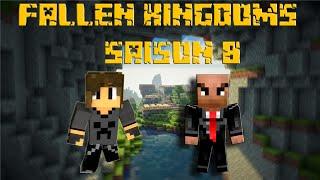 Fallen Kingdom - Jour 1 - Saison 8