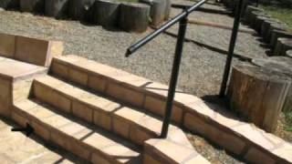 Public Exterior Stairway Tips - Stair Step Building Code Violations