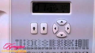 SINGER Patchwork 7285Q видео обзор(SINGER Patchwork 7285Q - компьютеризированная универсальная швейная машина с расширенными возможностями для любител..., 2016-03-17T20:39:15.000Z)