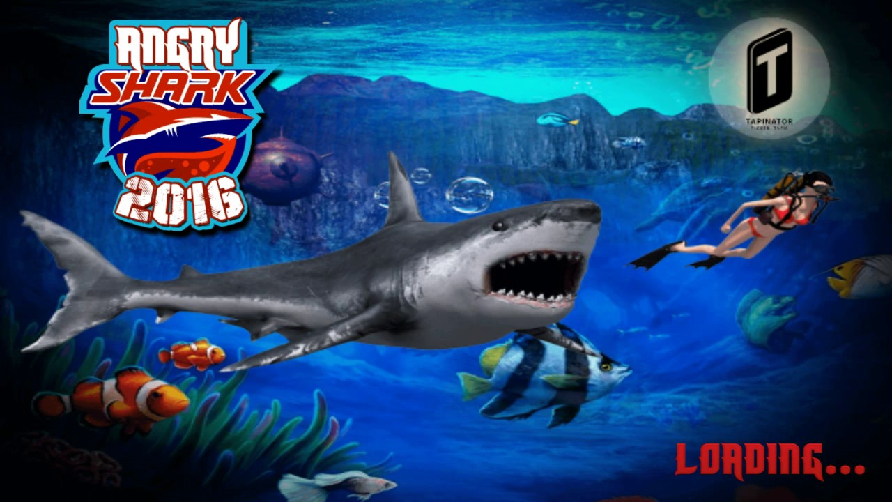 angry shark 2016 tapinator inc android game play hd by games angry shark 2016 tapinator inc android game play hd by games hole