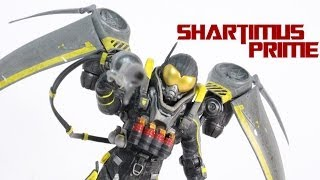 Arkham Origins Firefly DC Collectibles Series 2 Batman Video Game Figure Review
