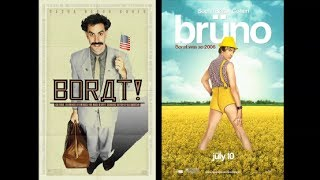 Thoughts on Borat & Brüno