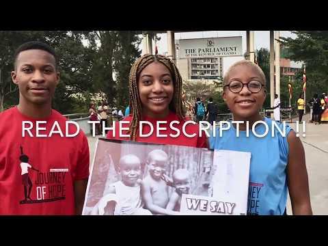 Uganda Vlog – JOURNEY OF HOPE