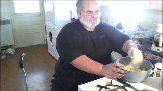 Liver Mush. A.k.a. Weird Food Contreeman Eats.9/14/2014