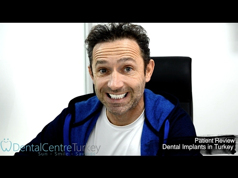 Back to Smile after 20 years. | Dental Implants in Turkey