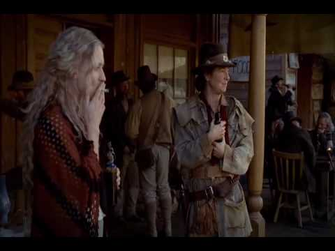 Deadwood: Trixie & Jane get drunk