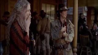 Deadwood: Trixie & Jane get drunk