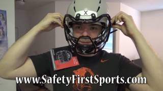 Xenith Epic Plus Football helmet Unbox and Review