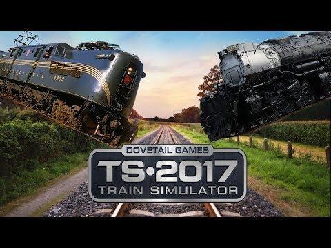 Famous American Trains 1910 to 1950 - Train Simulator
