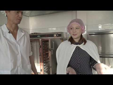 """Рубрика """"Техничка"""". Лаборатория по изготовлению мясных полуфабрикатов."""