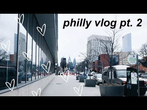 "DAY IN THE LIFE AT ""COLLEGE"" (DREXEL UNIVERSITY) // Ashley Claire"