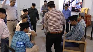 Finland Ahmadi Muslims taught about Jesus (as)