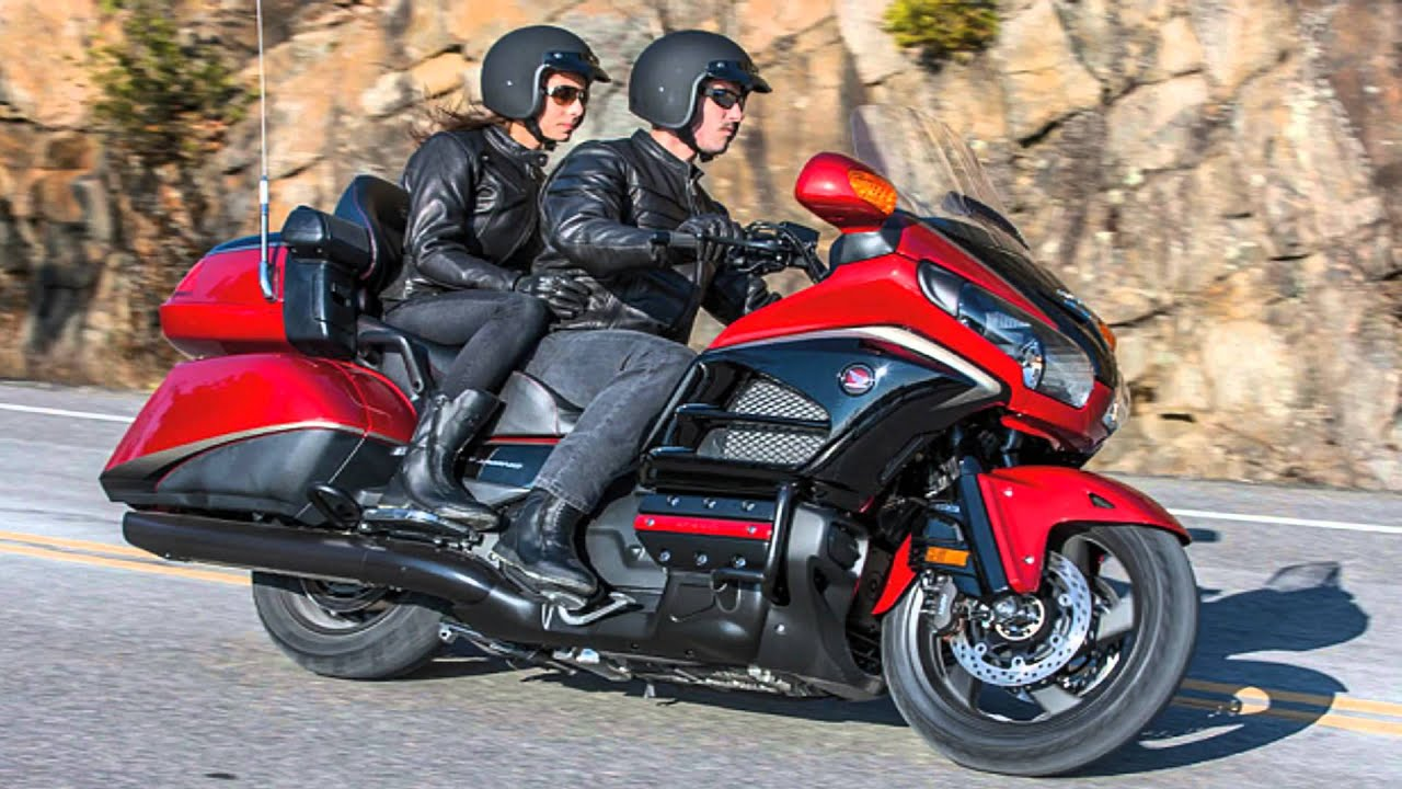 Honda Gold Wing 1800 Rentals & Specifications | EagleRider